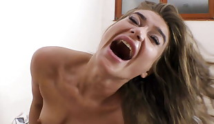Sarah Passionate has multiple loud squirting orgasms