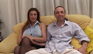 Italian Mature Rough Lovemaking On The Sofa