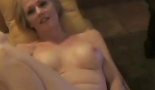 Point of view With Horny Granny Melanie