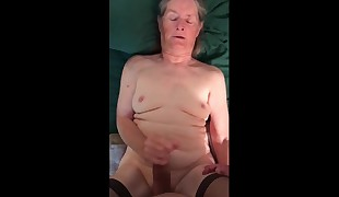 Granny wants it inwards