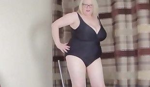 Another look at my black bikini