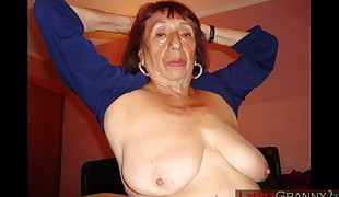 LatinaGrannY Amateur Real Old Ladies Compilation