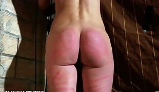 Nataly Gold- Slave For Bebts Flagellating