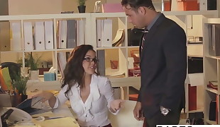 Babes - Office Obsession - Chad White and Dillion Harper - T