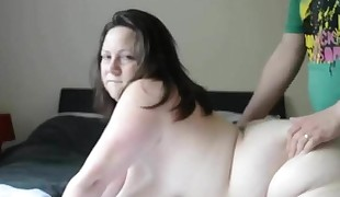 Chubby Busty Wife Cheating with Nephew